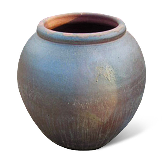 earthenware pot